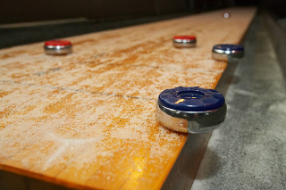 SOLO® Shuffleboard Movers Bowling Green, Kentucky.