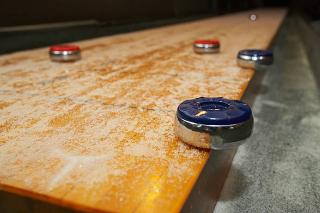 SOLO® Shuffleboard Movers Bowling Green, Kentucky.