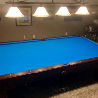 9' Olhausen Pool Table
