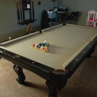 Great American Billiard Pool Table